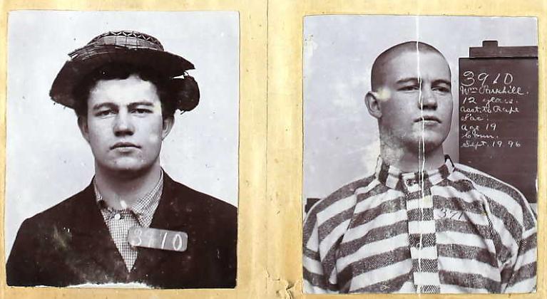 3William Parkhill_prison mugshots