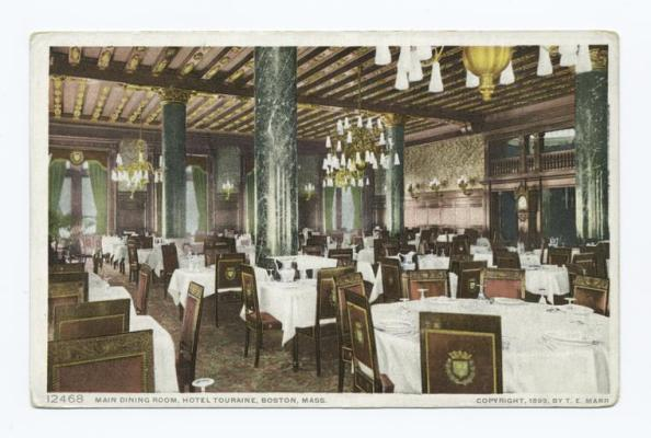 1899_Hotel_Touraine_Boston_USA_postcard_NYPL