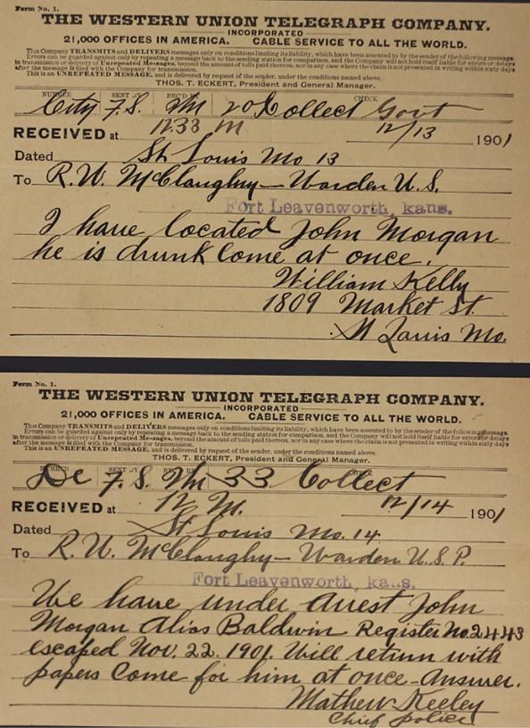 morgan telegram