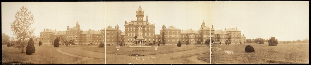 Iowa State Hospital for the Insane in Clarinda