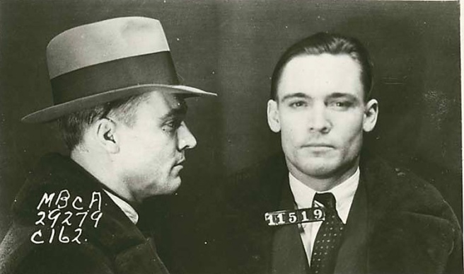 Criminal history file: Barton, Leonard.