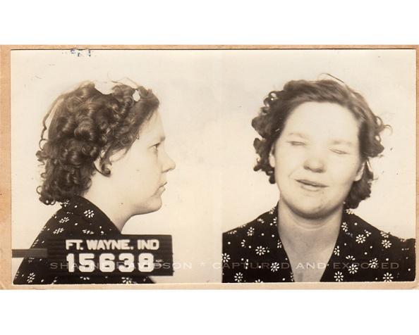 Arrested in FortWayne