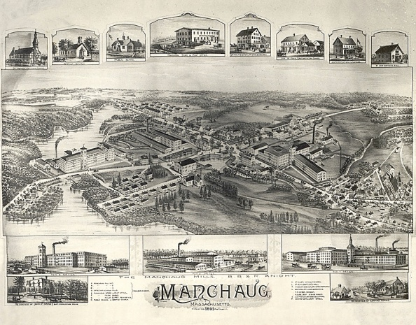 Manchaug map