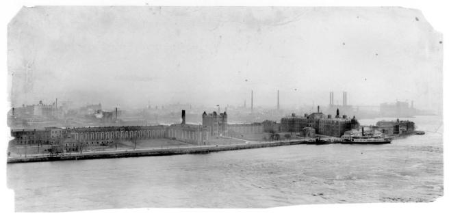 Blackwell Island Penit.1910.NYCMA