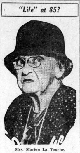 Marion at 85