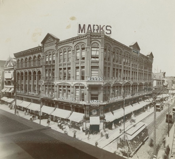 Marks Brothers Store