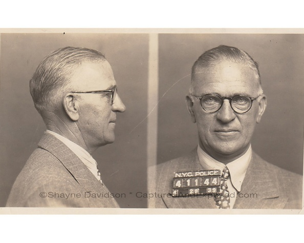 Henry King's Mysterious Mugshots