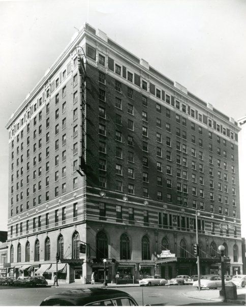 Abe Lincoln Hotel Springfield