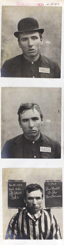 Thomas Drolet mugshots 3