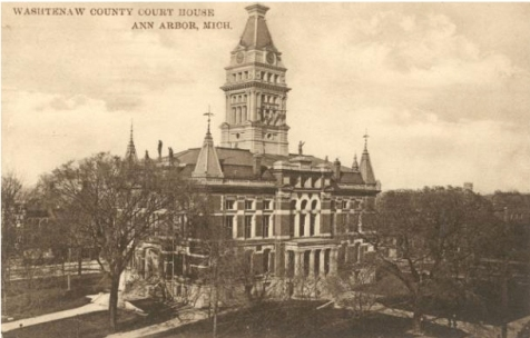 washtenaw court house 1877