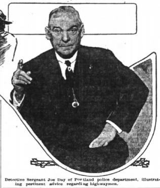 Joe Day detective profile - Newspapers.com