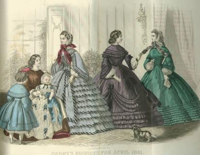 Godey-april-1861