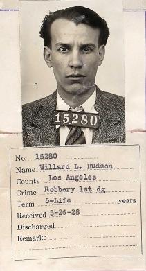 Williard Hudson mug