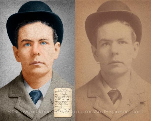 Blue-eyed Boston Crooks