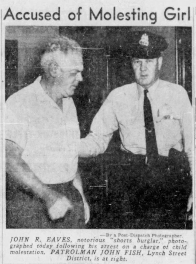 John Eaves arrested for possible child molestation - Newspapers.