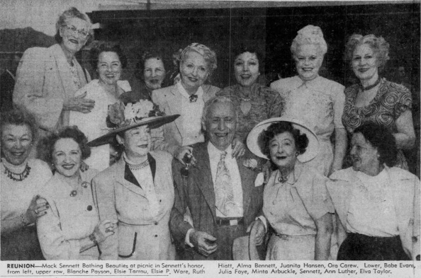 Blanche Payson in reunion photo - Newspapers.com