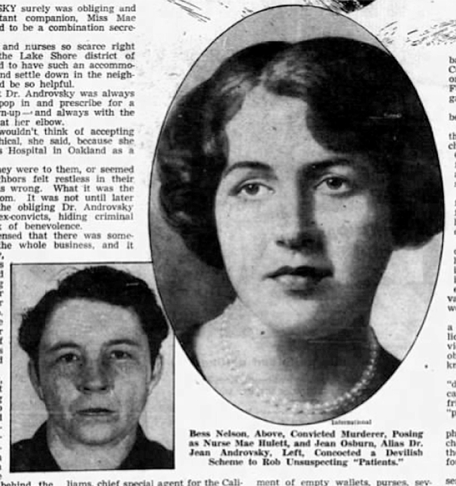 Bess nelson violates parole - Newspapers.com